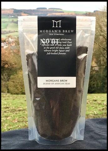Morgans Brew Tea (Black) from 250g