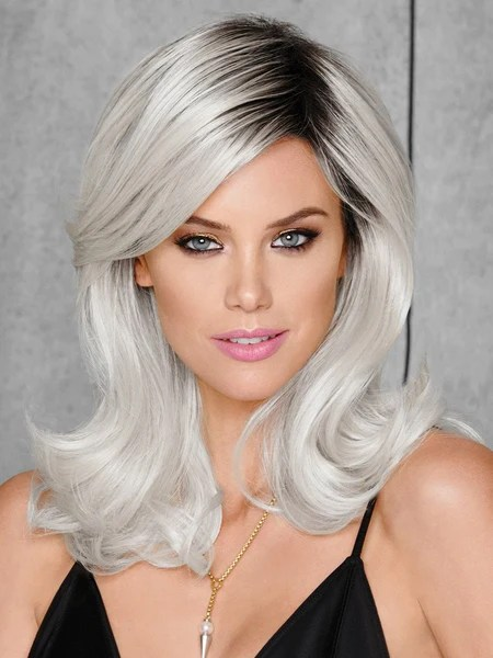 Whiteout By Hairdo Colored Wig