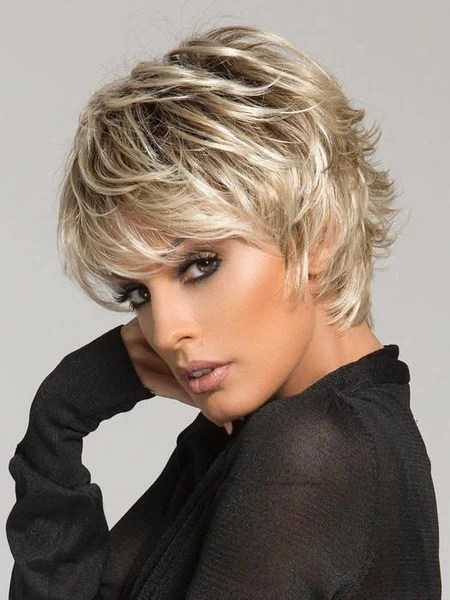 Club 10 Wig By Ellen Wille Short Amp Edgy