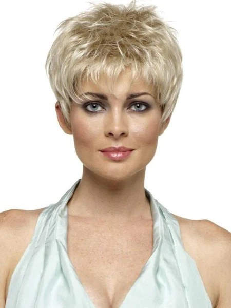 Pixie American Short African Cuts
