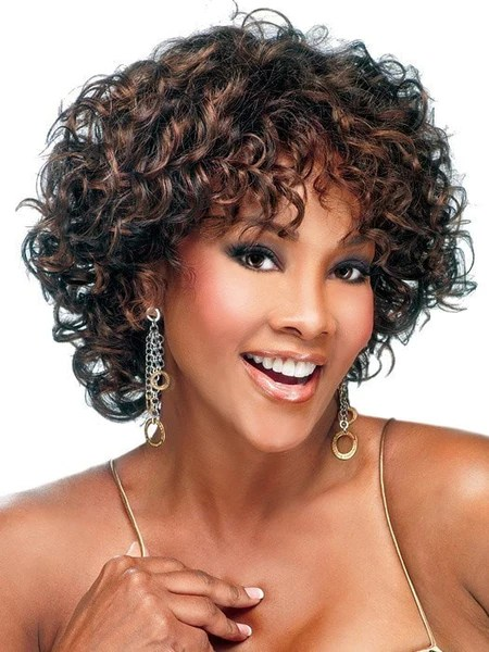 Oprah 1 By Vivica Fox Curly The Wig Experts