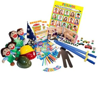 PLAY THERAPY TOYS  CHILD THERAPY TOOLS  THERAPEUTIC ACTIVITIES SAVINGS CENTER