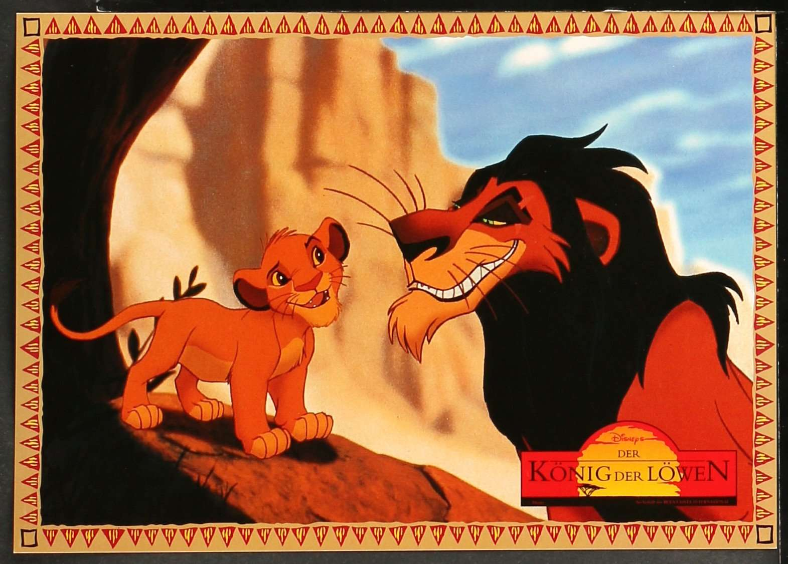 lion king 1994