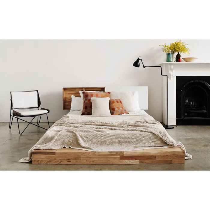 lax series platform bed king
