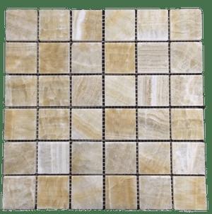 mosaic polished elon tile stone