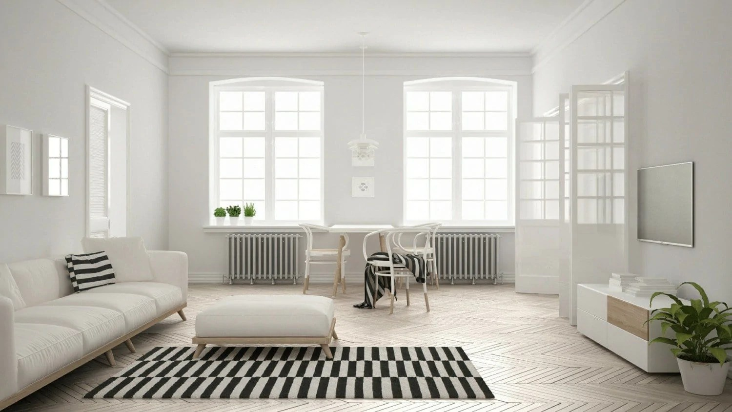 How to Get The Minimalist Look in Your Home | Unni & Evans on Minimalist Living Room Design  id=40253