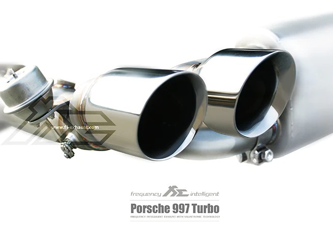 frequency intelligent valvetronic exhaust system 997 1 turbo