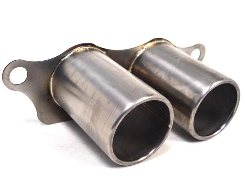 agency power titanium exhaust tips 997 gt3