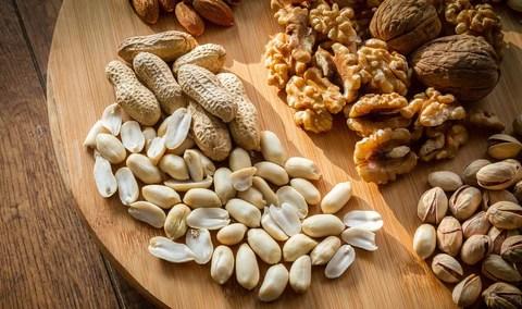 Healthy Snack Sources of Zinc