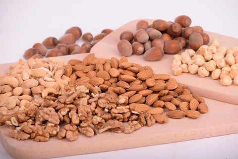 Healthy Snacks for Getting Vitamins and Minerals