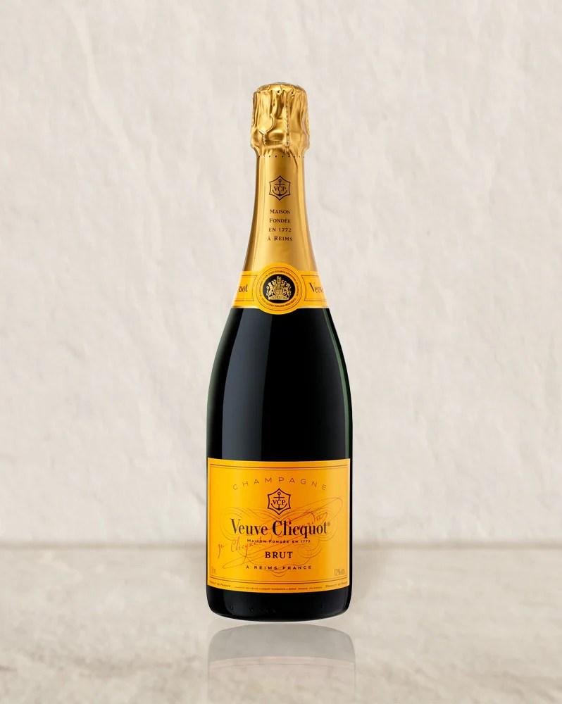 Veuve Clicquot Yellow Label NV Half 375ml Champagne Gallery
