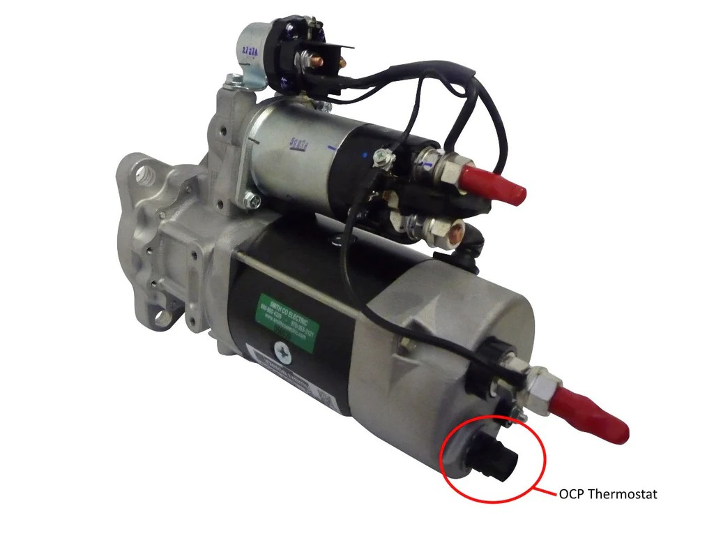 Over Crank Protection Thermostat Wiring | Smith Co Electric
