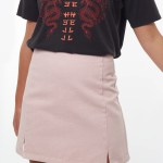 All About Eve Clothing FREYA SKIRT - MUSK
