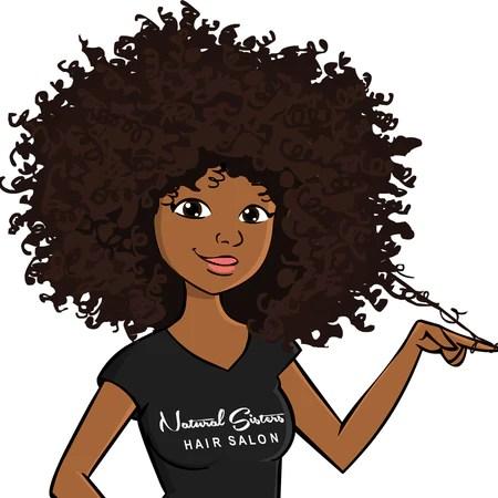 Sew Natural Hair