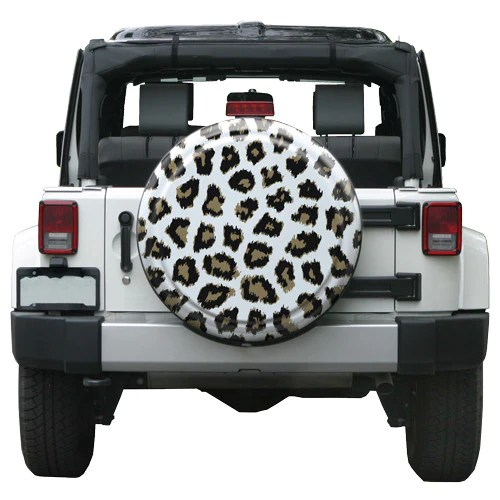 Pink Jeep Liberty Tire Cover