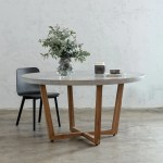 Shop Concrete Dining Table Collection Living By Design