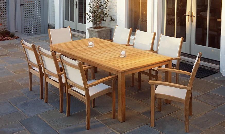 kingsley bate outdoor furniture san diego