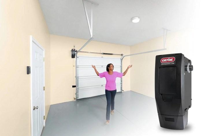 Genie Wall Mount Garage Door Opener – The Genie Company amazon deal