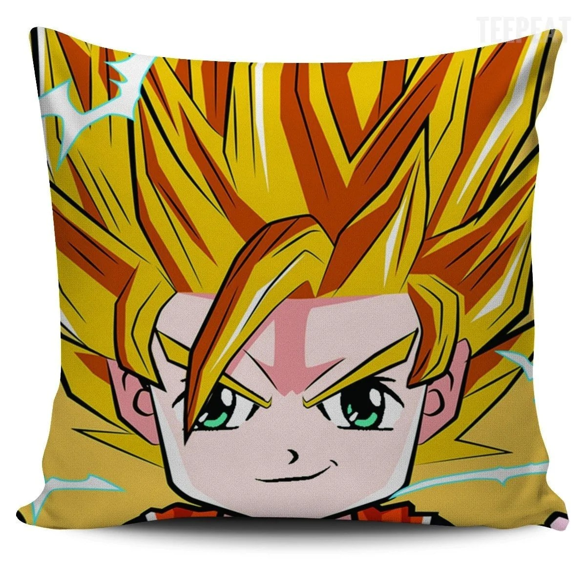 dragon ball z characters pillow case