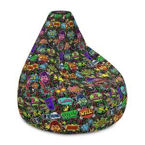 Adhd Bean Bag Chair W Filling Joyner Lucas