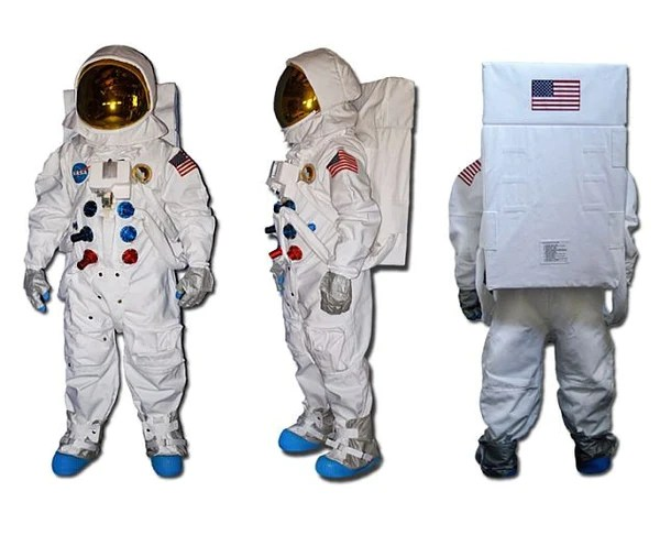 Shop Apollo A7L 'Moon Suit' Replica Online from The Space ...