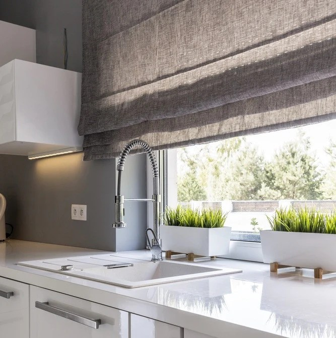 How To Accessorise With Grey Window Blinds Blinds Hut