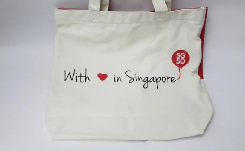 Image result for sg50 souvenir bag