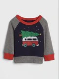 Gap Christmas Sweater Baby Boy