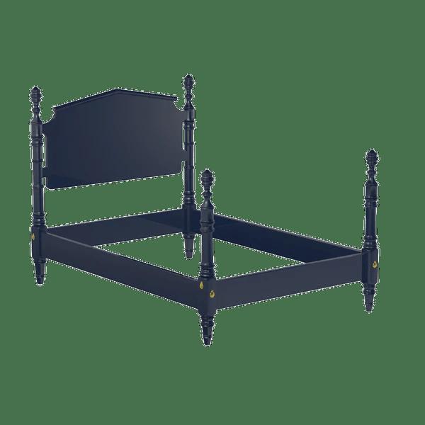 creme poster platform beds high end