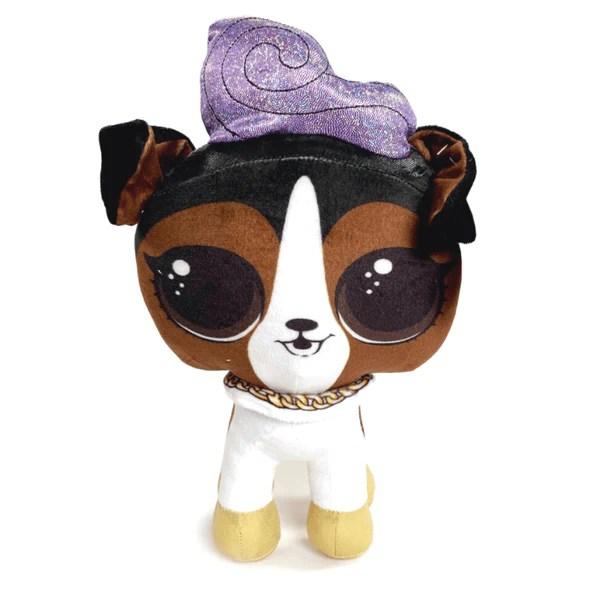 Lol Surprise Pets Dj K9 Soft Toy 30cm Poundtoy
