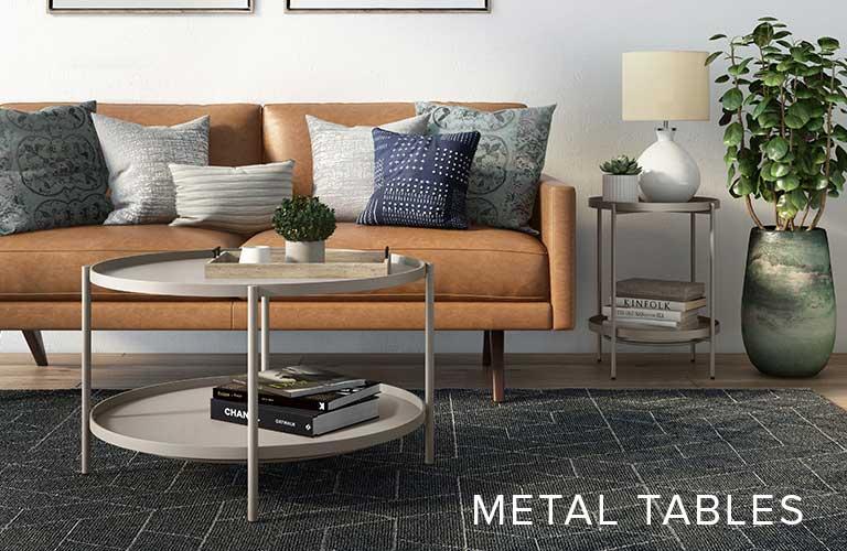 metal tables simpli home