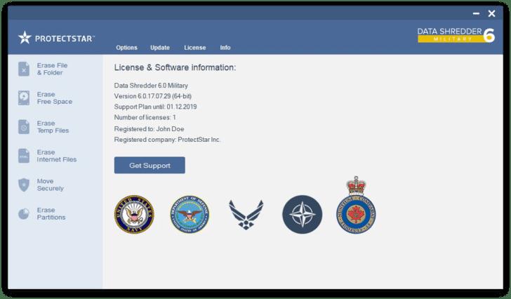 iShredder Military Server Edition Crack Free v7.0