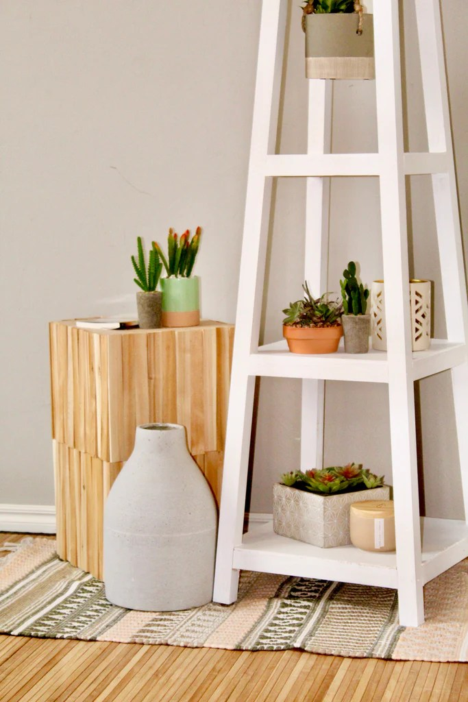 DIY Plant Stand 2 1024x1024 - DIY Plant Stand