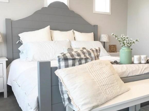 DIY Shiplap Bed 1024x1024 - DIY Shiplap Bed Frame