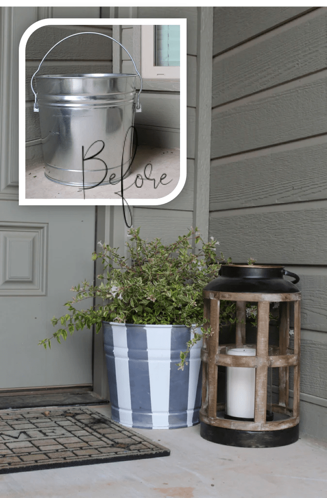 Flower Pot Pin 1024x1024 - DIY Zinc Flower Pot