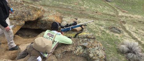 Scott DeCapio National Rifle League Team Bison Tactical