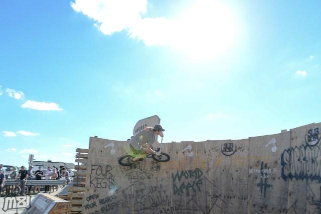 Florideah Swamp Fest Wall Ride