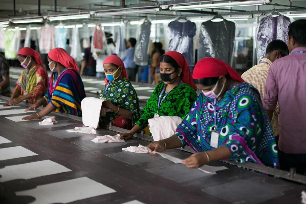 Coronavirus impacts garment factory workers high risk