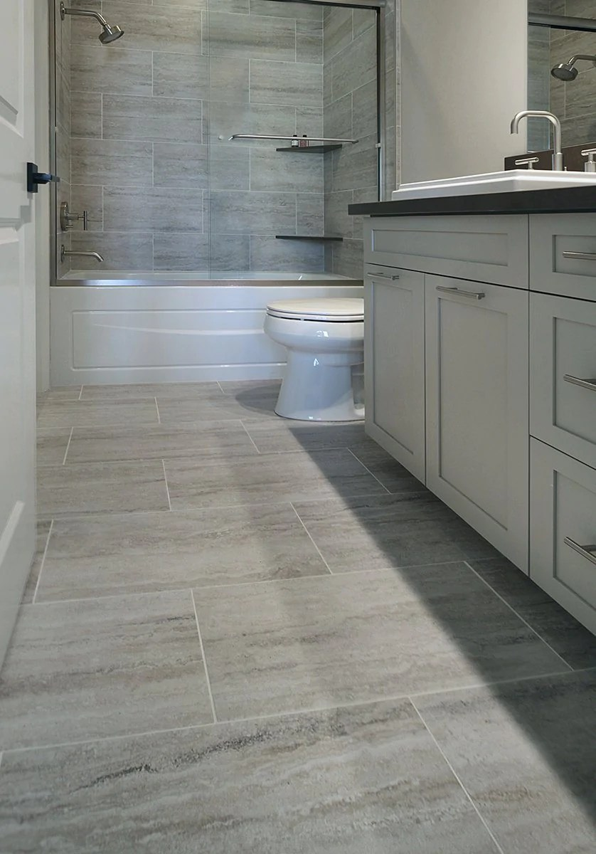 veneto porcelain tile collection white 3 x24 bullnose