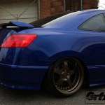 Tail Light Overlays For 2006 2011 8thgen Honda Civic Coupe Grafixpressions