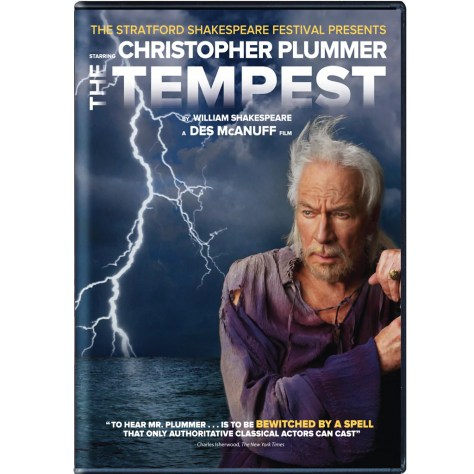 Friday Film Focus: The Tempest, 2010, Stratford Festival shakespeare news The Shakespeare Standard theshakespearestandard.com shakespeare plays list play shakespeare