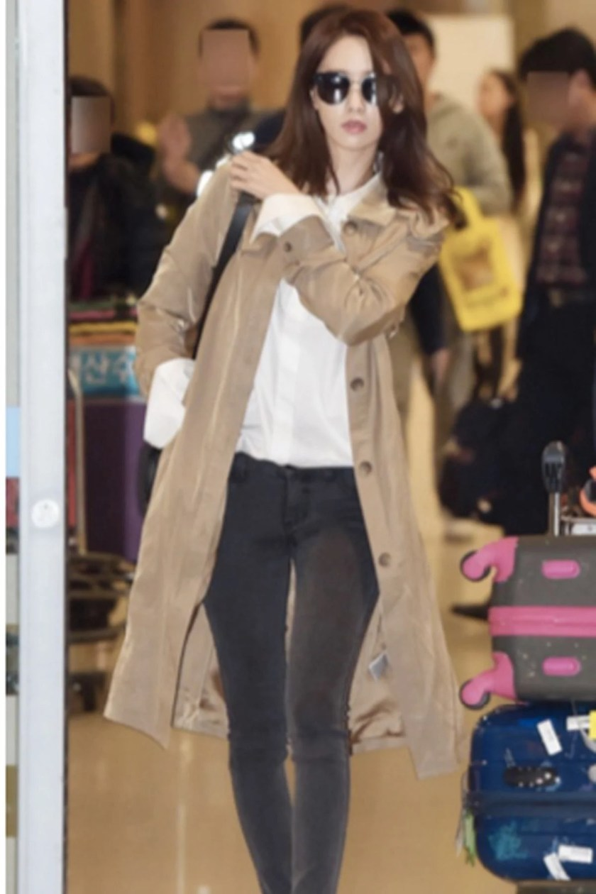 Yoon A in Felicity -CELEBRITY-Siwy Denim