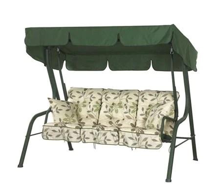 canopy for flat swing hammock 192cm x 109cm