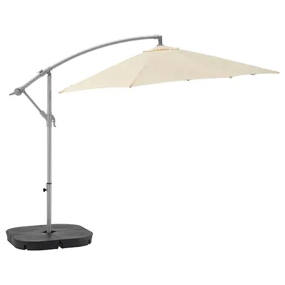 canopy for 3m round cantilever parasol umbrella 8 spoke