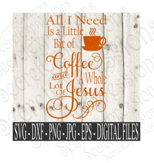 Download Coffee SVG Bundle, Pet Digital File, SVG, DXF, EPS, Png ...