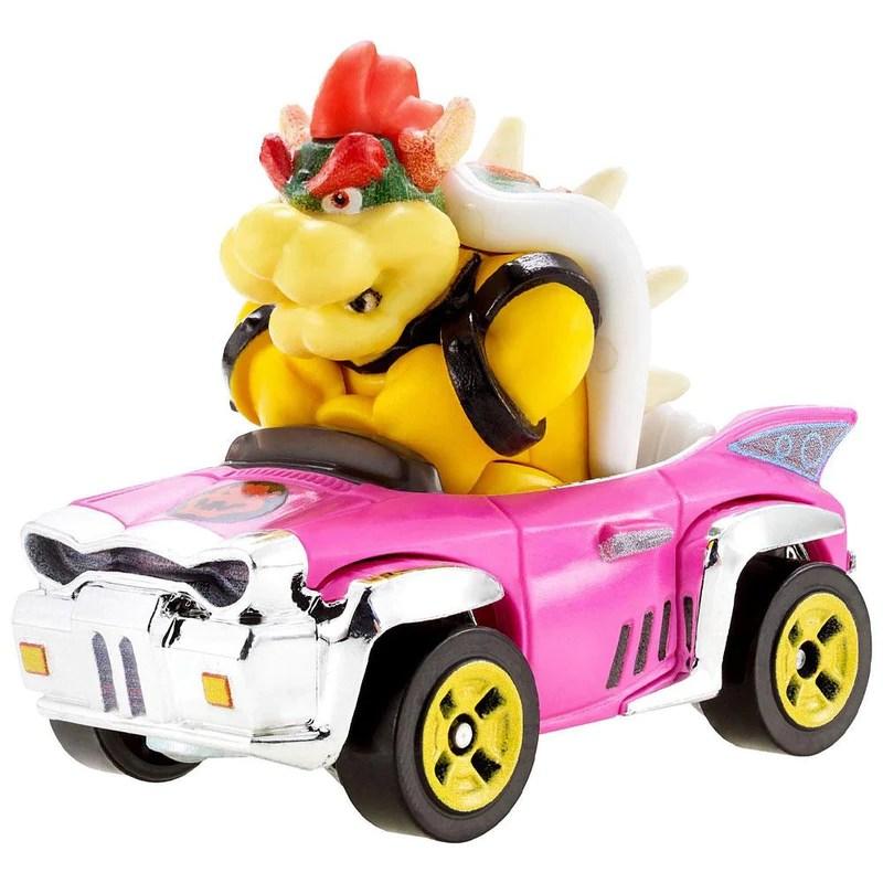 Hot Wheels Mario Kart Bowser Bandwagon Diecast Car Buy Online