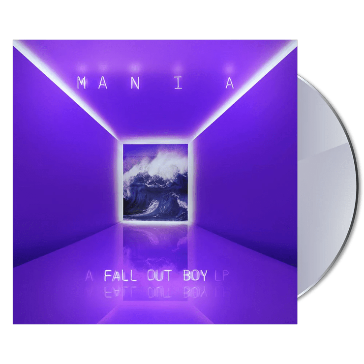 album baru fall out boy mania