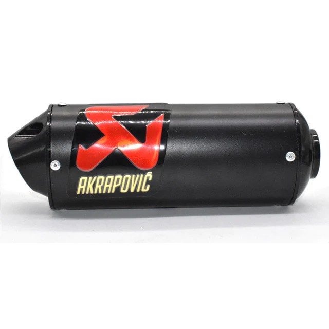 28mm 32m 38m exhaust muffler pipe for 140cc 125cc 150cc 160cc dirt bike atv honda kawasaki