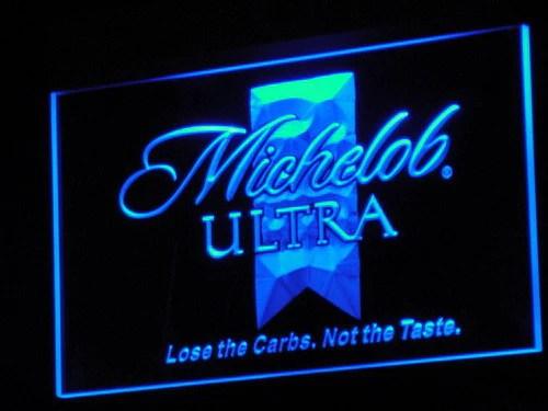 Old Bud Light Neon Sign