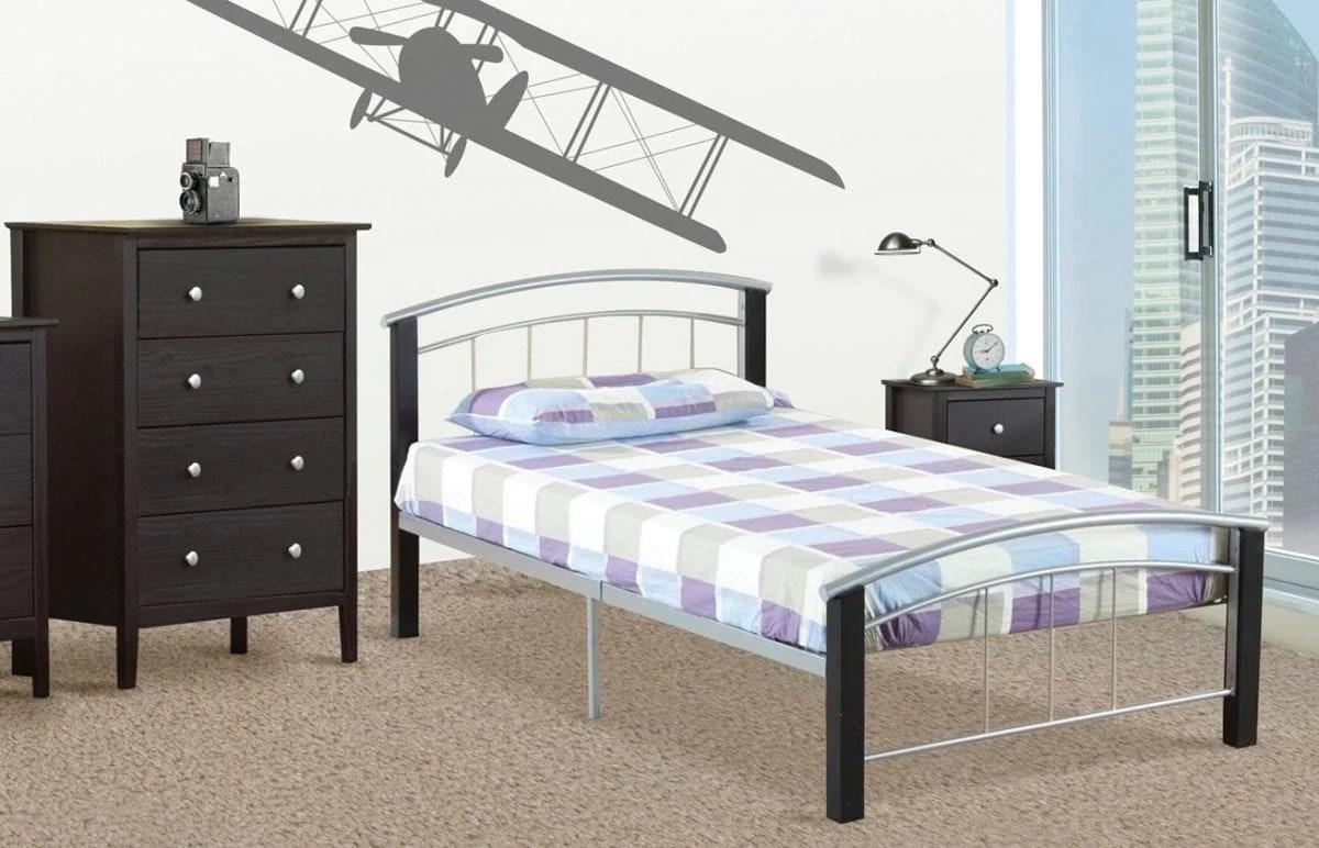 Maria Twin Platform Bed Sleepys Mattress Express
